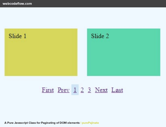 dynamic-pagination-in-javascript
