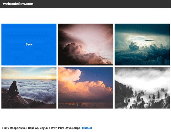 responsive-gallery-flickr-api