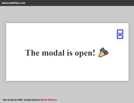 noscript-modal