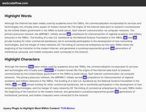 highlight-word-text-jquery
