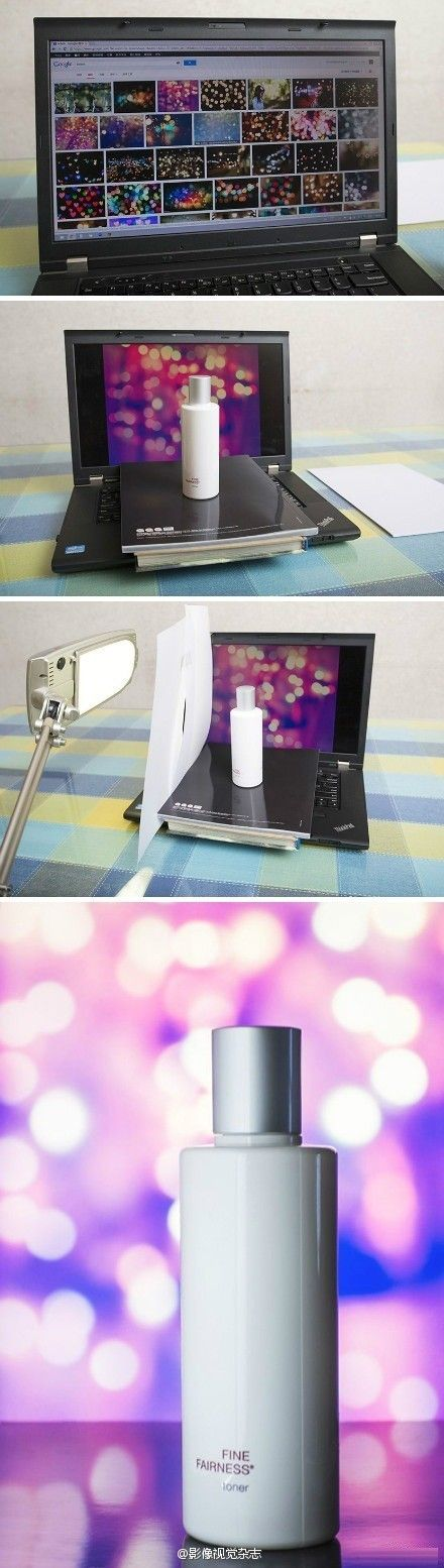So brilliant!! — A tip for taking a great product photo — interesting i would have never thought to