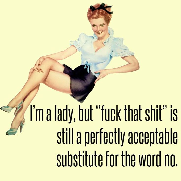 Perfectly acceptable…lol