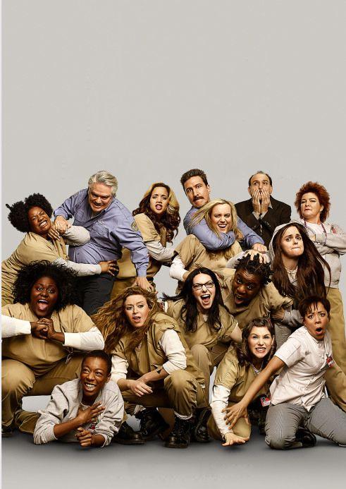 Orange Is The New Black cast – superb!