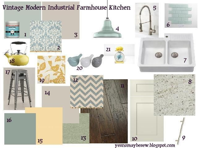 "Exactly my decorative style. "" Vintage modern industrial farmhouse / rustic """