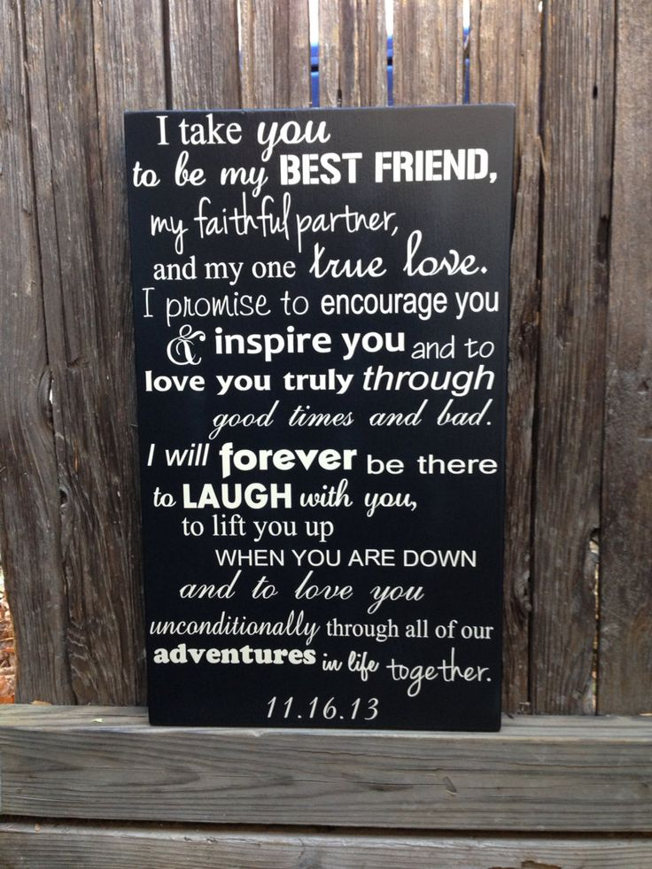 Wedding+Vows+Anniversary+Gift+Wood+Sign+12+x+20+by+LilMissScrappy,+$39.95
