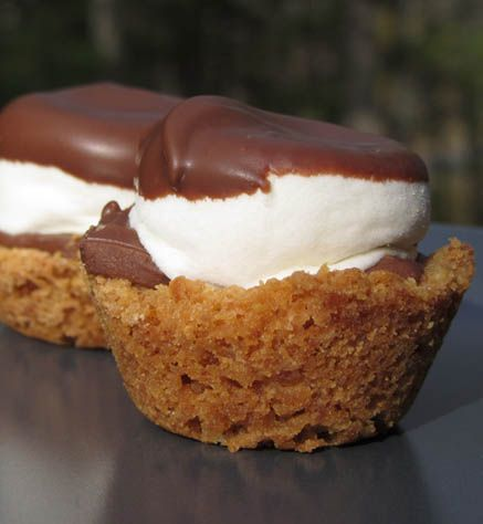 S'mores Cups – Pretty good. My roommates seemed to enjoy them since they ate most of them. I just wish I