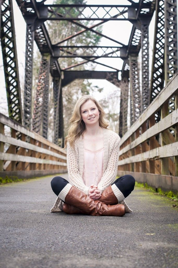 We have the Greenville bridge that would make for good senior ad pictures and it would also make it easier