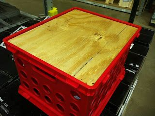 Crate seat tutorial….best one I have seen so far!