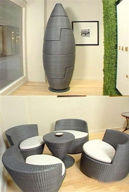 20 creative space saving ideas for home – The Grey Home