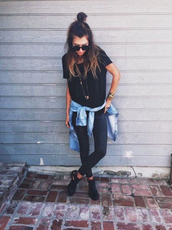 40 New Street Style Outfits To Try In 2015 | stylishwife.com/…