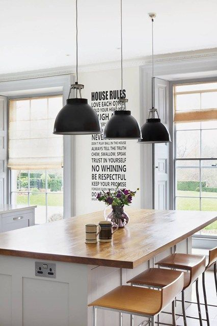 Country House Modern Chic – Kitchen Design Ideas & Pictures (houseandgarden.co.uk)