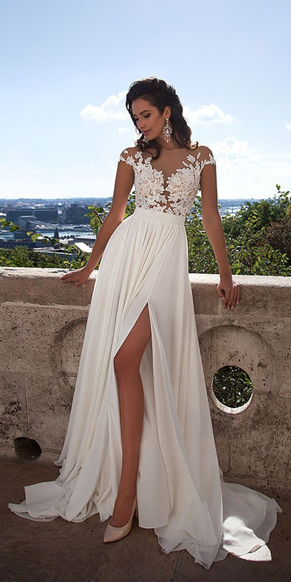 Mila Nova Wedding Dresses Collection 2016 ❤ See more: www.weddingforwar… #weddings