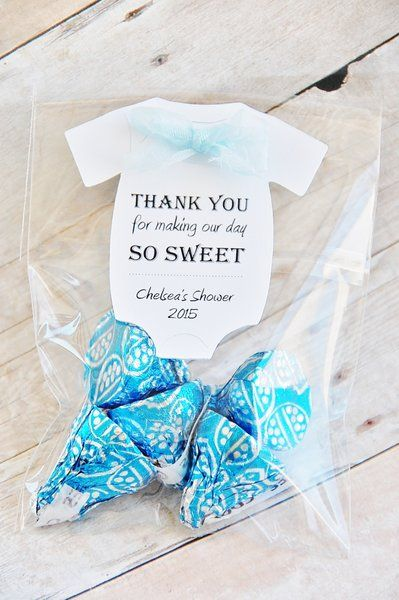 Thank you for making our day so sweet ~ Baby Shower Thank You Gift Tags ~ Nurse ~