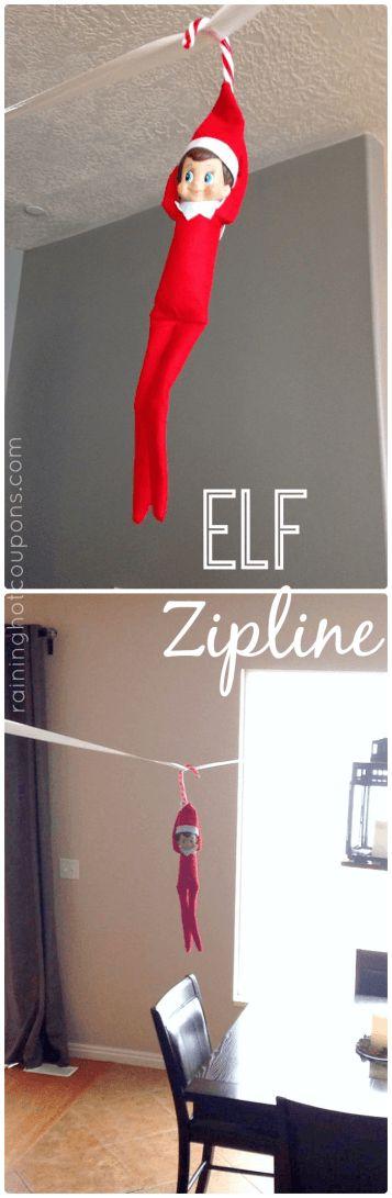 200 Easy Elf on the Shelf Ideas – Raining Hot Coupons