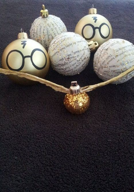 15 things you need to throw a Harry Potter themed Christmas party  – Cosmopolitan.