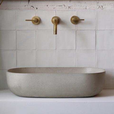 Rho Concrete Basin | Bert & May