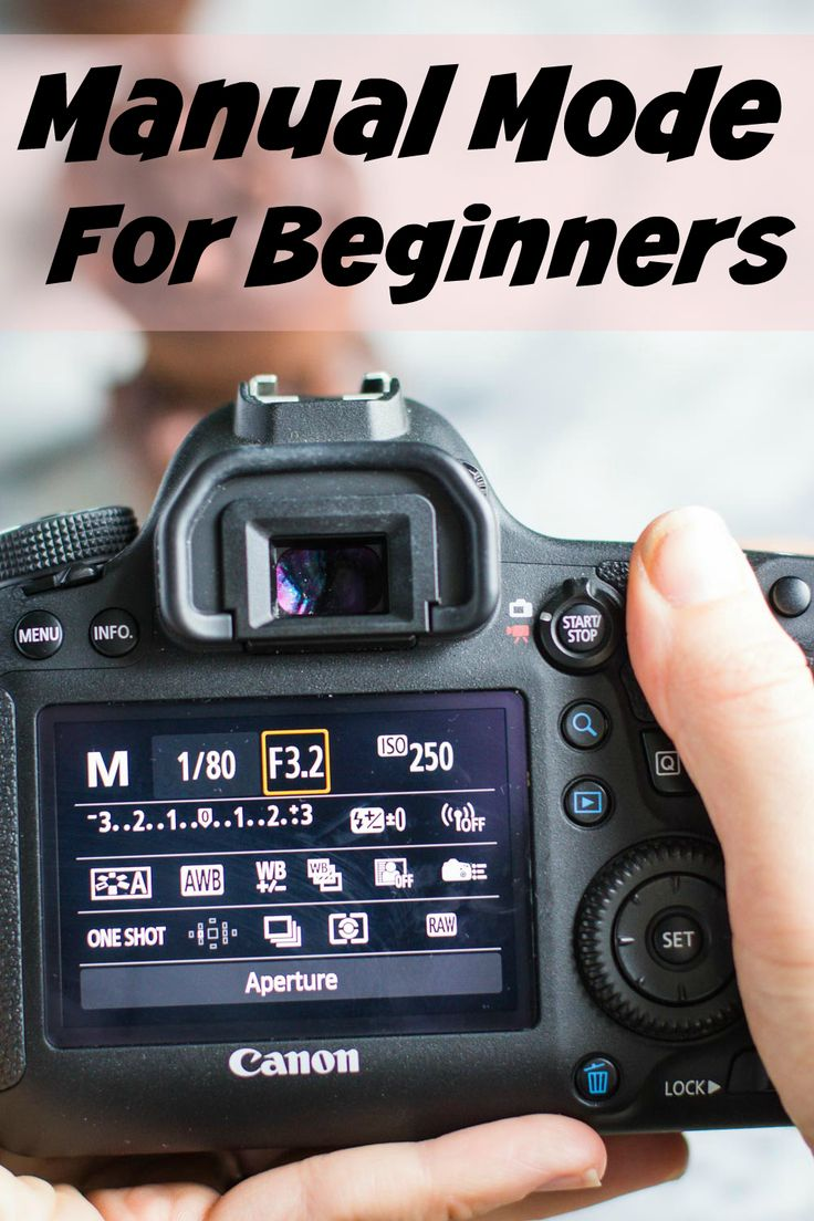 This post breaks down DSLR Manual Mode for Beginners. I focus specifically on food