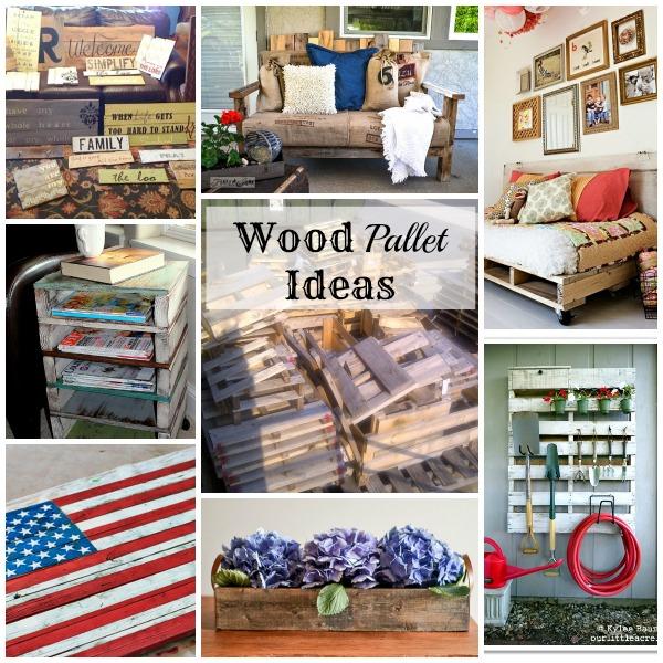 DIY wooden signs