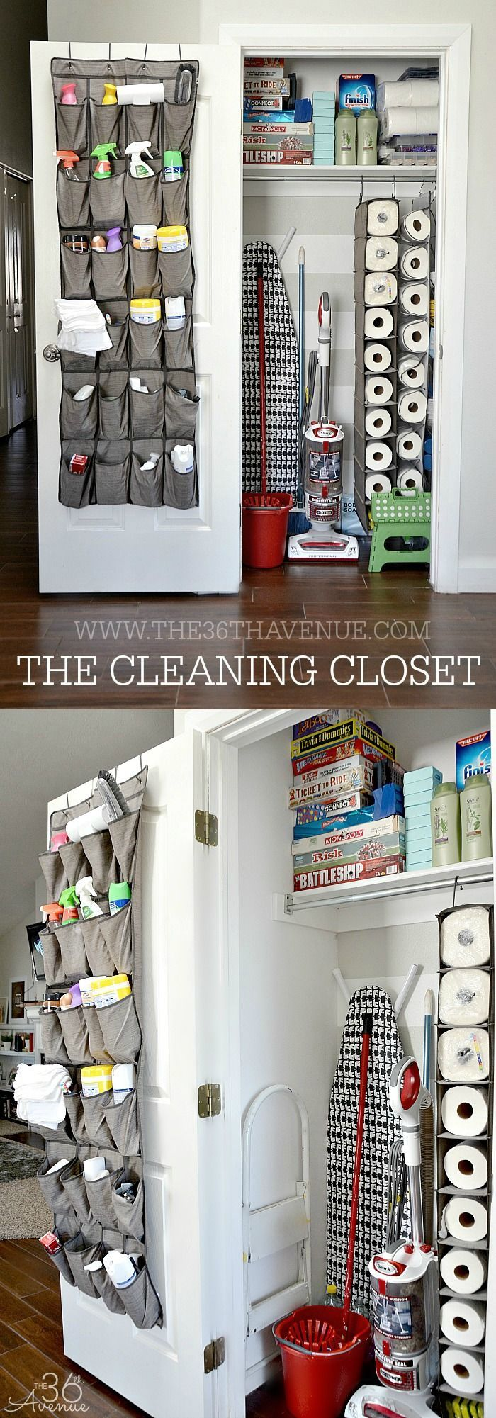 Cleaning Tips – The Cleaning Closet at the36thavenue.com Pin it now and clean it l