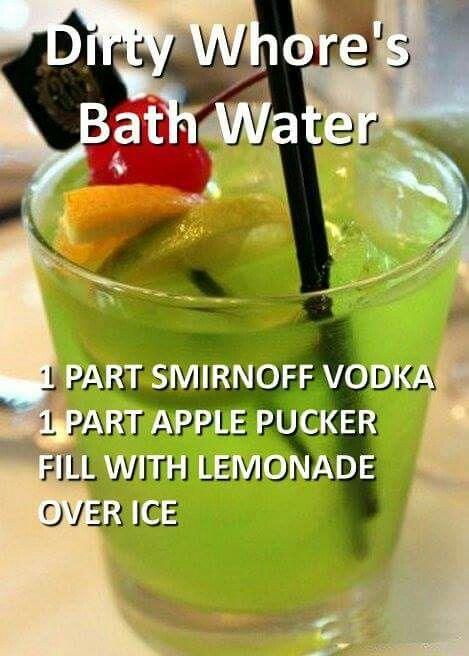 Dirty Whores Bath Water