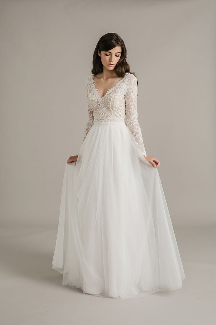 Genevieve Wedding Dress from Sally Eagle Bridals Collection