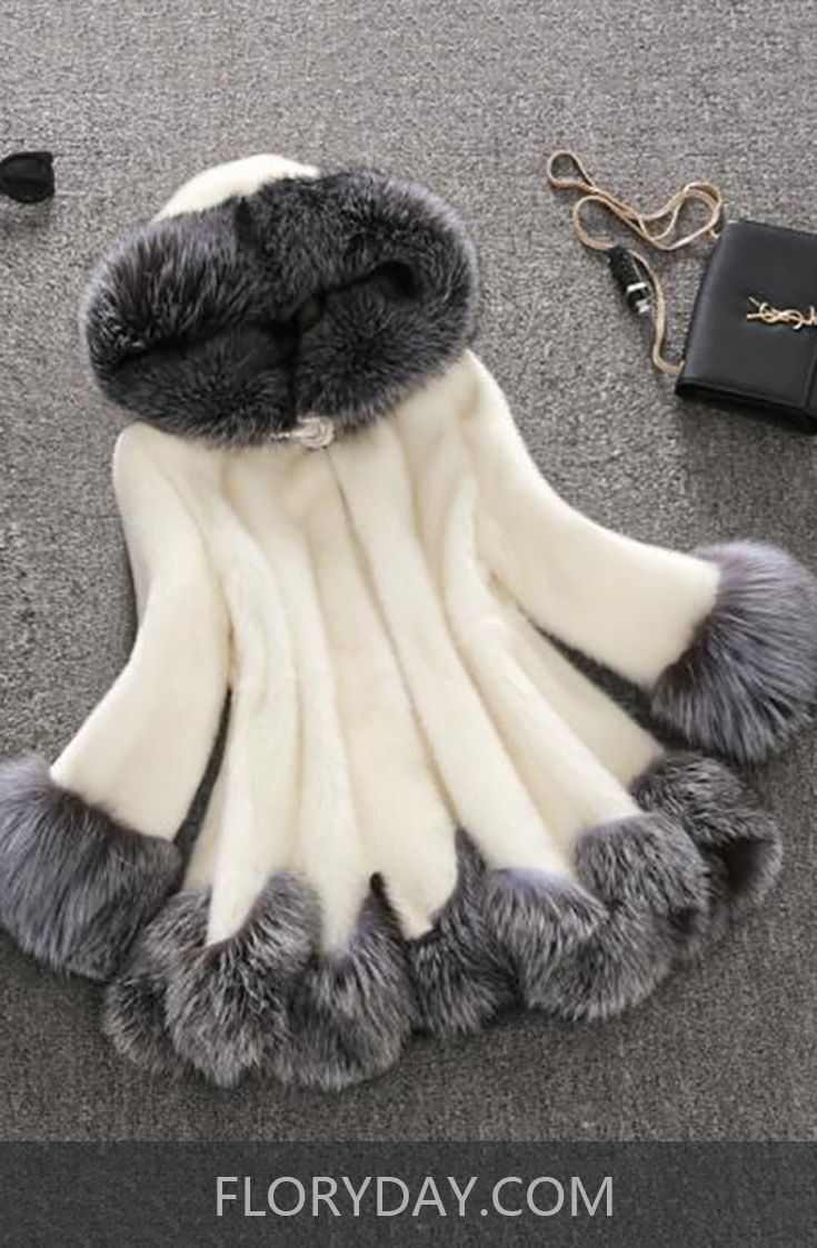 You cannot fake chic but you can be chic and fake fur. … To me, clothing is a fo
