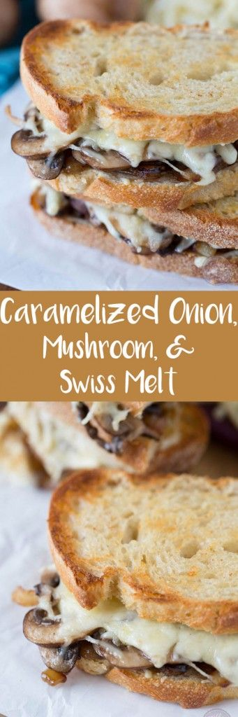 An easy sandwich to put together but the flavors will make it seem as if you spent all day making it! The caramelized onions bring