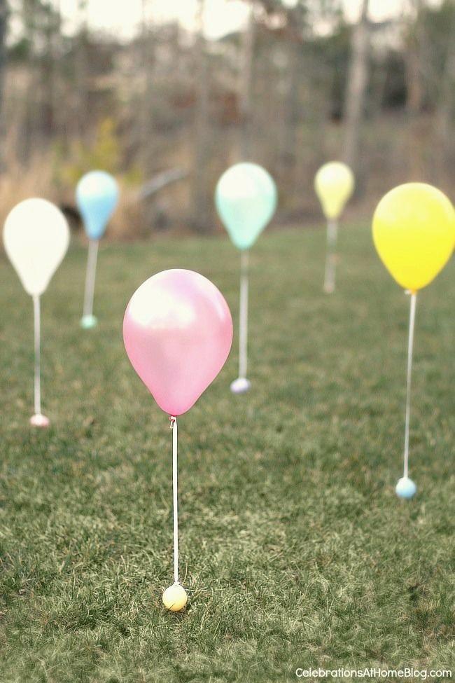 Balloon Landmarks