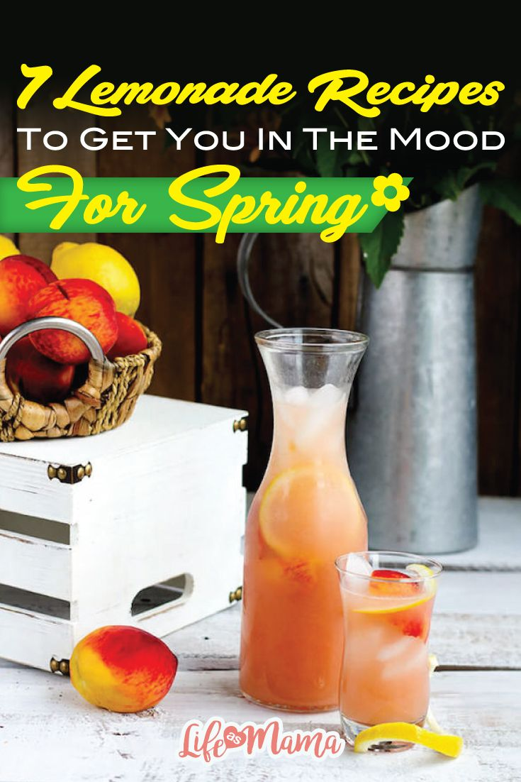 Slightly zesty, ridiculously sweet, and too amazing not to love, lemonade may be most popular during the spring and summer months