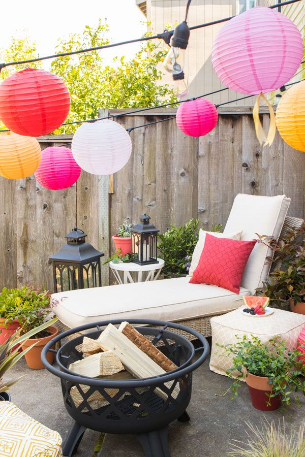 Patio Makeover | Oh Happy Day!