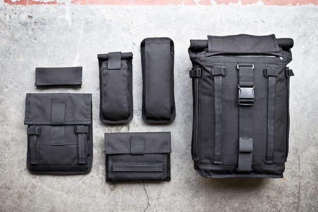 Mission Workshop Arkiv System – Weatherproof bags built to take a beating in any configuration