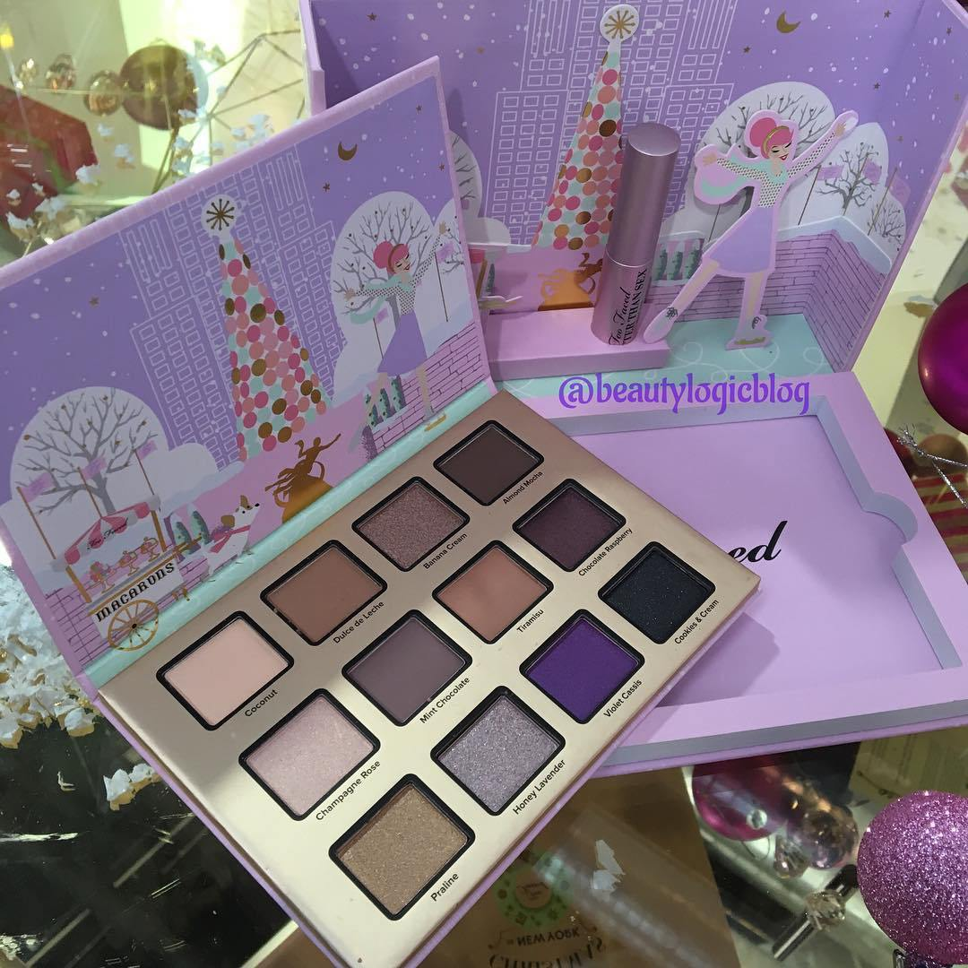 Holiday 2016 – New Too Faced Holiday Sets On The Way – Leopard Print Everything