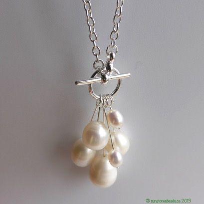 Gem Drops Necklace   Necklaces, Beginner   Sunstones Gems & Jewelry