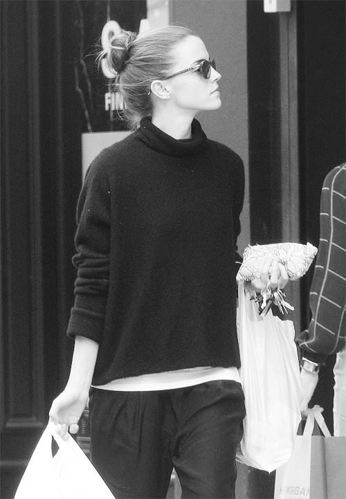 Emma Watson london // july 15, 2015