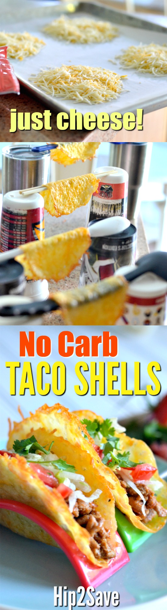 Eating Low Carb? Try these ONE Ingredient Cheese TacoShells… #diet_drinks_how_to_make