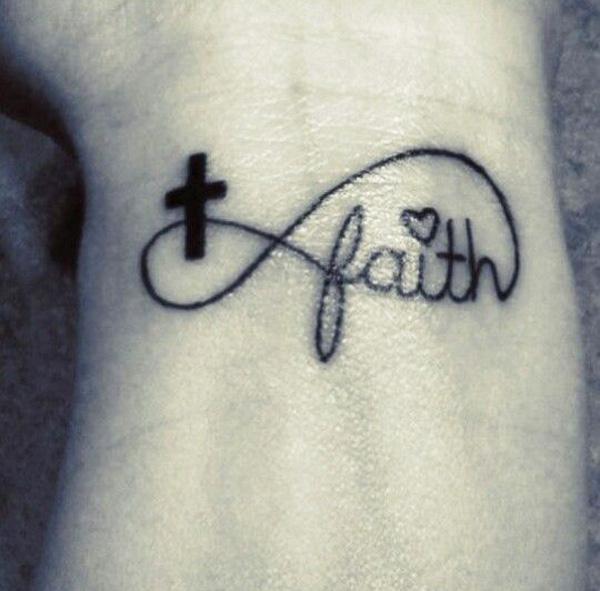 30 Inspiring Faith Tattoos   Cuded