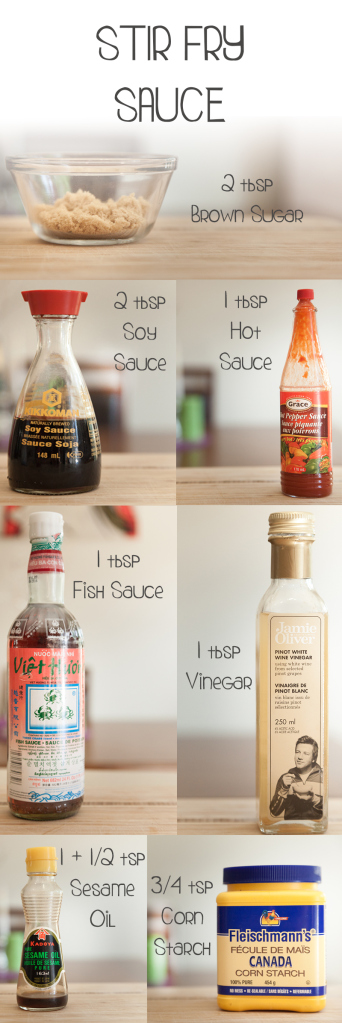This is the best stir fry sauce Ive found, to date! Easy and delicious. Use a vegan fish sauce