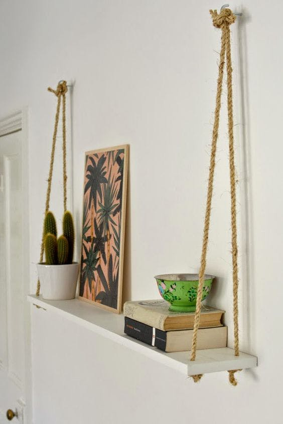 Buy or DIY: Smart and Stylish Wall Storage to Organize Your Small Bedroom — Build a Better Bedroom