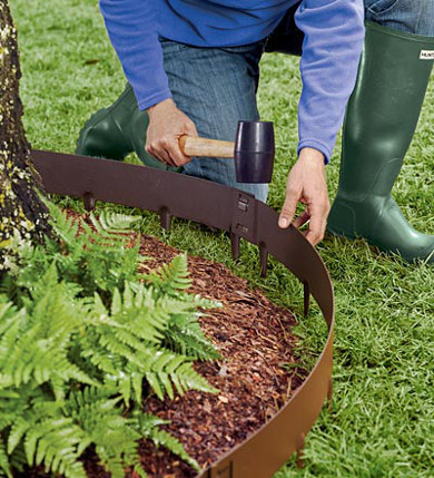 Landscape Edging: 10 Easy Ways to Set Your Garden Beds Apart