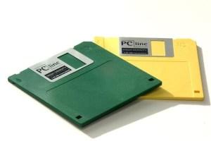 floppy - सेकेंडरी मेमोरी क्या हैं?