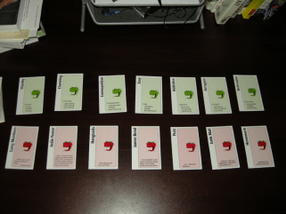 Apples Cards 2