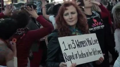 360p stereo - One Billion Rising flash mob 3