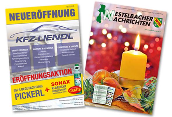Zeitung-Flugblatt