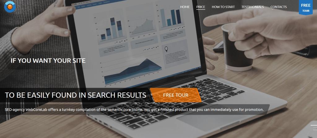 test - seo keywords online services