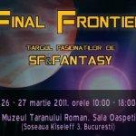Pentru iubitorii de SF: targul de carte Final Frontier