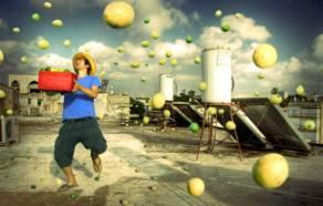 Good Day for The Lemon Farmer