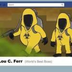 Razbuna-te pe sef cu ajutorul facebook!