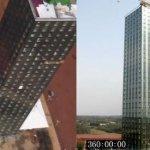 Un hotel de 30 de etaje construit in 360 de ore