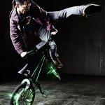 Bicicleta la care poti canta