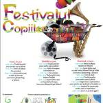 Festivalul Copiilor la Roaba de cultura